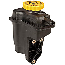 603-901 Power Steering Reservoir - Black, Direct Fit, Sold individually