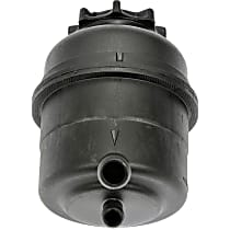 Power Steering Reservoir - Black, Direct Fit, Sold individually