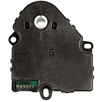 A/C Actuator - Direct Fit Main