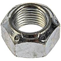 Dorman AutoGrade Lug Nut - Zinc-Plated, Steel, Open End, 1/2-20 in. Direct Fit, Set of 10
