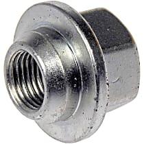 Dorman AutoGrade Conical Lug Nut - Zinc, Steel, Open End, 1/2-20 in. Direct Fit, Set of 10