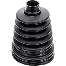 614-003 CV Boot - Black, Neoprene, Direct Fit, Kit