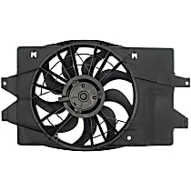 620-002 OE Replacement Radiator Fan