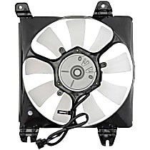620-012 A/C Condenser Fan - A/C Condenser Fan, Direct Fit, Sold individually