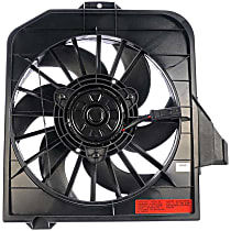 620-017 A/C Condenser Fan - A/C Condenser Fan, Direct Fit, Sold individually