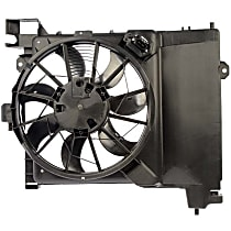 620-025 A/C Condenser Fan - A/C Condenser Fan, Direct Fit, Sold individually