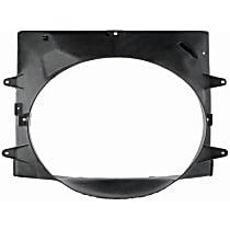 620-070 Fan Shroud, Fits Radiator Fan
