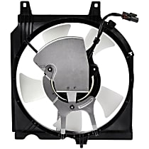 620-172 A/C Condenser Fan - A/C Condenser Fan, Direct Fit, Sold individually