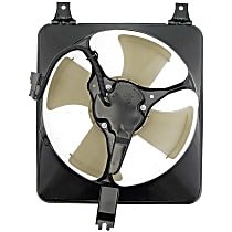 620-201 A/C Condenser Fan - A/C Condenser Fan, Direct Fit, Sold individually
