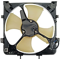 620-202 A/C Condenser Fan - A/C Condenser Fan, Direct Fit, Sold individually