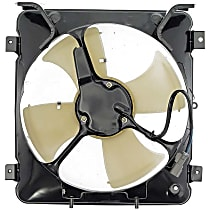 620-203 A/C Condenser Fan - A/C Condenser Fan, Direct Fit, Sold individually