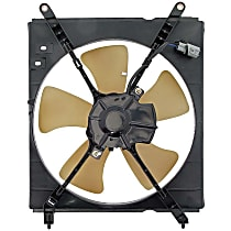 Dorman 620-517 A/C Condenser Fan - A/C Condenser Fan, Direct Fit, Sold individually