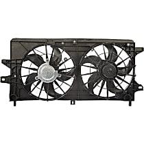 620-638 OE Replacement Radiator Fan
