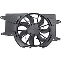 620-690 OE Replacement Radiator Fan
