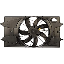 620-691 OE Replacement Radiator Fan