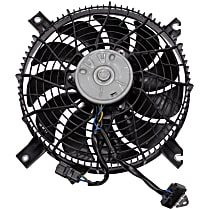 620-796 OE Replacement A/C Condenser Fan