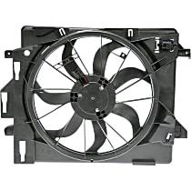 621-028 OE Replacement Radiator Fan