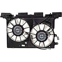 621-518 OE Replacement Radiator Fan