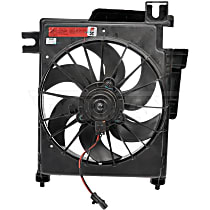 A/C Condenser Fan - Direct Fit, Sold individually