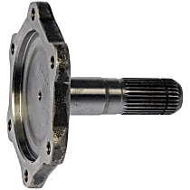 Front, Driver Side, Inner Axle Shaft