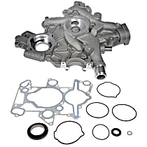 Dorman 635-113 Timing Cover - Silver, Aluminum, Direct Fit, Sold individually