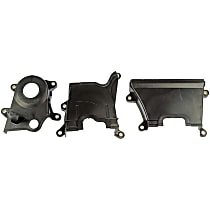 Dorman 635-305 Timing Cover - Plastic, Direct Fit, Sold individually