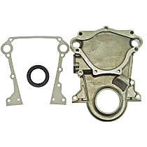 Dorman 635-400 Timing Cover - Aluminum, 1-Piece, Direct Fit, Sold individually