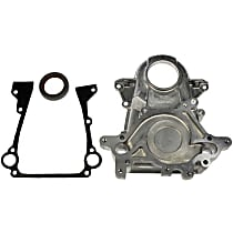 Dorman 635-401 Timing Cover - Aluminum, 1-Piece, Direct Fit, Sold individually