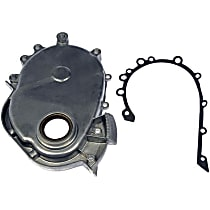 635-409 Timing Cover - Aluminum, 1-Piece, Direct Fit, Sold individually