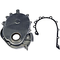 Dorman 635-409 Timing Cover - Aluminum, 1-Piece, Direct Fit, Sold individually