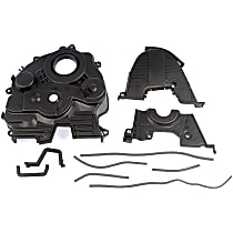 Dorman 635-602 Timing Cover - Plastic, Direct Fit, Sold individually