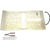 Dorman 641-105 Seat Heat Pad - Carbon Fiber, Direct Fit, Sold individually