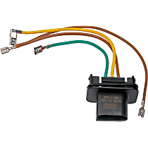 645-507 Headlight Connector
