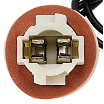 Dorman 645-573 Bulb Socket - License plate light, Direct Fit, Sold individually