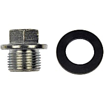 65221 Oil Drain Plug - Direct Fit, Sold individually