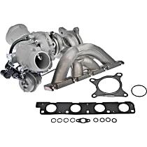 667-201 New Turbocharger