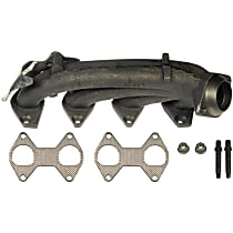 674-696 Exhaust Manifold - Driver Side