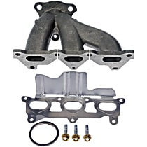 Exhaust Manifold - Passenger Side