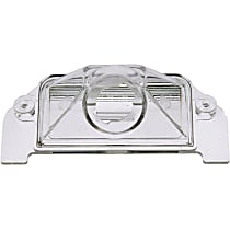 68138 License Plate Light Lens - Direct Fit, Sold individually