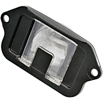 Dorman 68179 License Plate Light Lens - Direct Fit, Sold individually