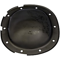 697-701 Differential Cover - Black, Steel, Direct Fit, Sold individually