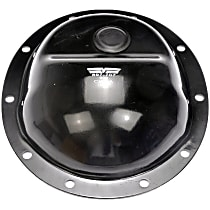 697-707 Differential Cover - Black, Steel, Direct Fit, Sold individually