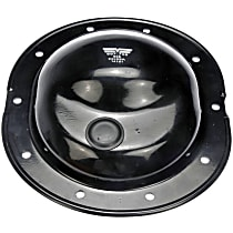Dorman 697-709 Differential Cover - Black, Steel, Direct Fit, Sold individually