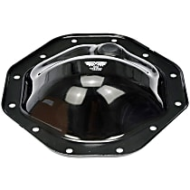 Dorman 697-724 Differential Cover - Black, Steel, Direct Fit, Sold individually