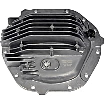 697-817 Differential Cover - Black, Aluminum, Direct Fit, Sold individually