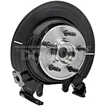 698-013 Rear, Driver Side Wheel Hub - Sold individually