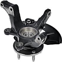 698-376 Front, Passenger Side Wheel Hub - Sold individually