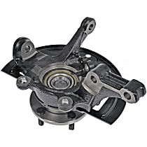 698-379 Front, Driver Side Wheel Hub - Sold individually