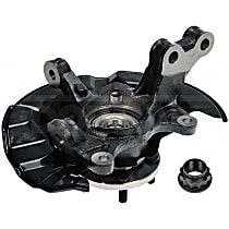 698-381 Front, Driver Side Wheel Hub - Sold individually