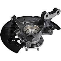 698-383 Front, Driver Side Wheel Hub - Sold individually